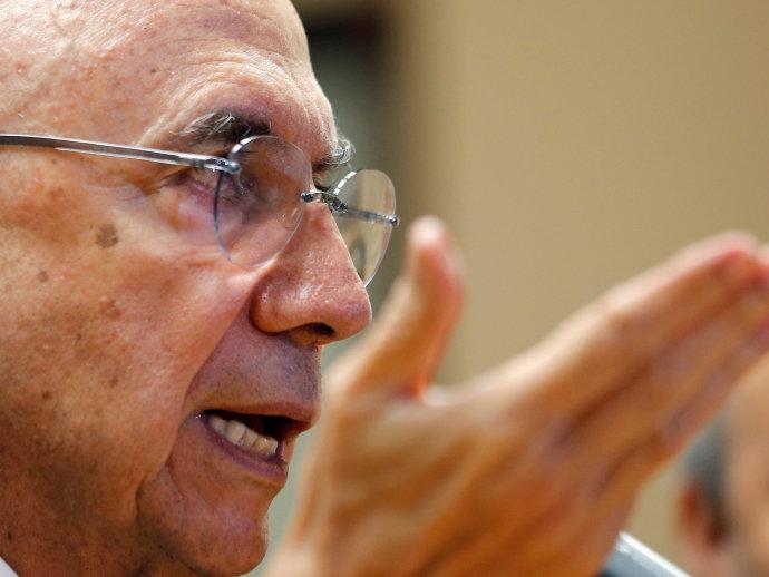 Henrique Meirelles, ministro da Fazenda (Paulo Whitaker/Reuters)