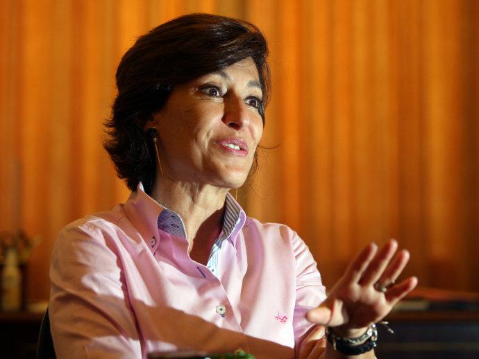 A economista Maria Silvia Bastos Marques, nova presidente do BNDES (Fábio Motta/Estadão Conteúdo)