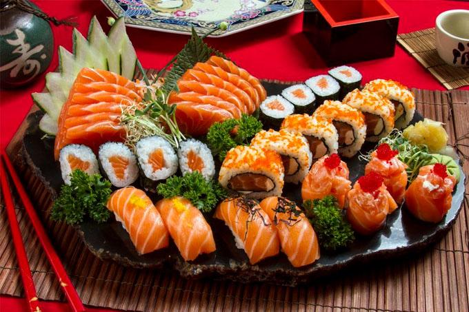 A Donna Japa disponibiliza aos seus clientes o que há de melhor na cozinha japonesa