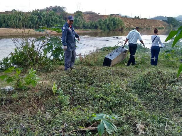 Homem estava desaparecido há oito dias e foi encontrado no Rio Piracicaba (Foto: JL/Arquivo Pessoal)