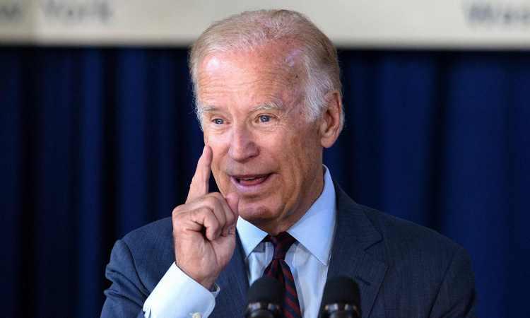 """Joe Biden disse que o Brasil está seguindo a sua Constituição ao fazer uma """"transição de poder"""" (Foto: AFP / Brendan Smialowski )"""