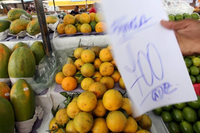 A alta nas expectativas vem após IBGE divulgar que a inflação de agosto fechou o mês em 0,44% (Paulo Whitaker/Reuters/Reuters)