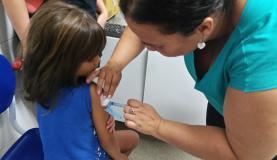 A campanha segue até 30 de setembro em 36 mil postos de saúdeArquivo/Agência Brasil