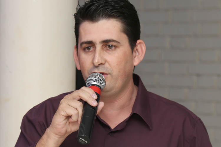 Melquisedeque (PRB) obteve 1.331 votos no domingo, dando a ele a quinta colocação entre os mais votados