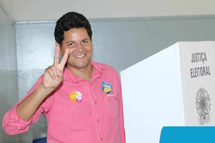 Daniel Sucupira | 30.293 votos para prefeito de Teófilo Otoni, o que o coloca como candidato vitorioso