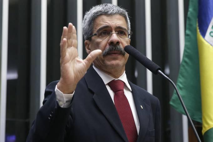 Deputado Luiz Sérgio (PT-RJ) (Ananda Borges/Câmara dos Deputados)