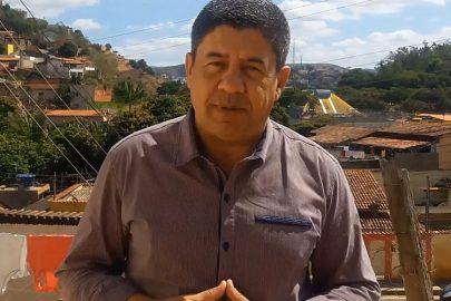 Roberto Marcos foi candidato a prefeito de Teófilo Otoni em 2016