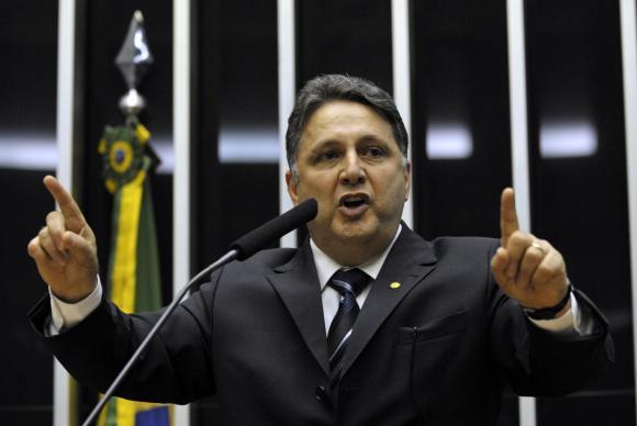 O ex-governador do Rio, Anthony Garotinho, foi preso no bairro do FlamengoRenato Araújo/Arquivo Agência Brasil