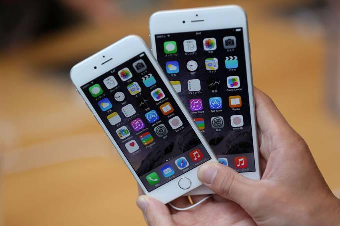 O iPhone, da Apple, é líder de mercado e um dos poucos smartphones cuja produção ainda é viável para a empresa-mãe