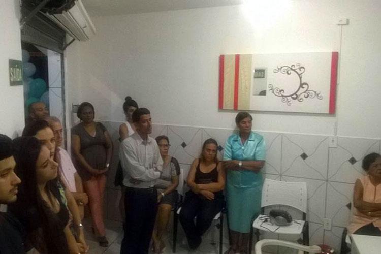 Vários amigos e pessoas da comunidade foram prestigiar a inauguração da nova unidade do Complexo Odontológico