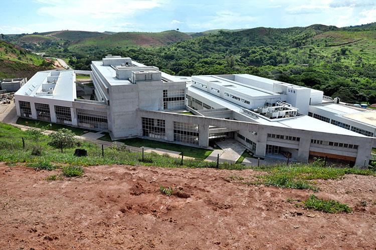 Vista geral do Hospital Regional de Governador Valadares (foto: Diário do Rio Doce)