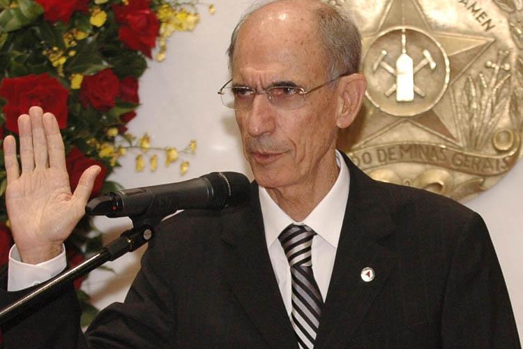 Deputado Estadual José Bonifácio Mourão (PSDB) Foto Guilherme Bergamini/ALMG