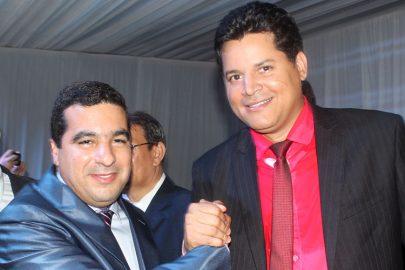 Fábio Lemes e Daniel Sucupira (foto: Paraíba)