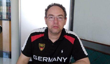 PAULO LAMAC é vice-prefeito de Belo Horizonte