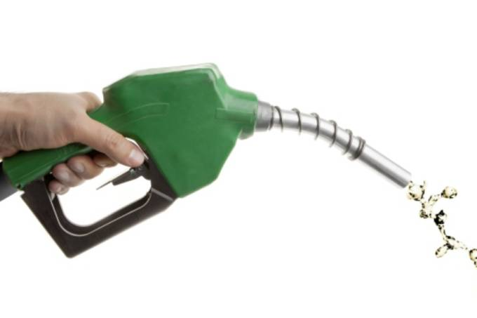 Em julho, o combustível brasileiro era vendido a US$ 1,19 o litro (VEJA.com/VEJA)