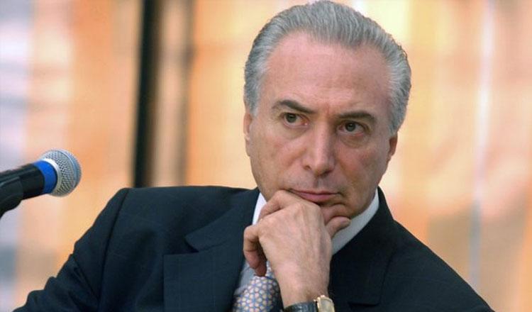 MICHEL TEMER é Presidente da República