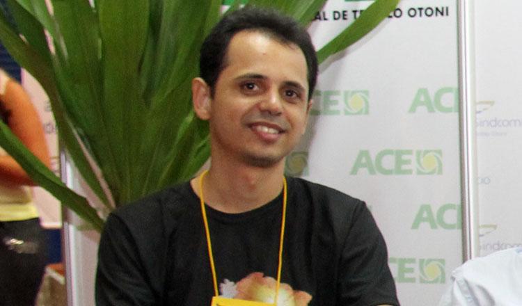 Mielly Maya Machado, gerente executivo da ACE (foto: SM Produções)