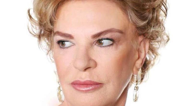 Ensaio fotográfico da ex-primeira-dama Marisa Letícia, publicada no blog Chic, da consultora em moda Gloria Kalil (foto: Reprodução)