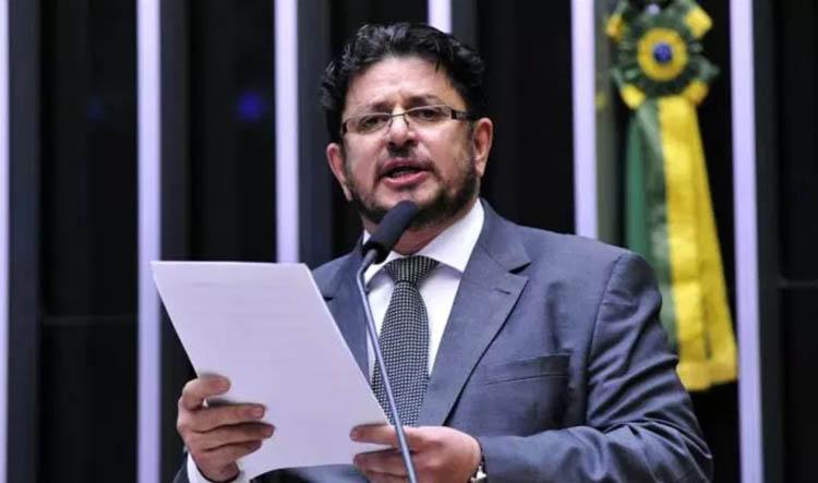 O deputado Fábio Ramalho (PMDB-MG), primeiro vice-presidente da Câmara dos Deputados (Luis Macedo/Câmara dos Deputados)