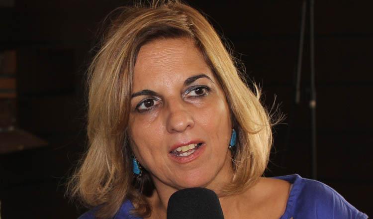 Cinara Pacheco Gerdi, ex-secretária executiva da AMUC (crédito: Boy Fotógrafo - 2015)