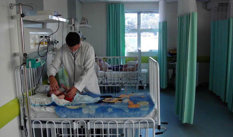 Com menos opções, crianças precisam esperar mais para ter acesso a uma vaga de internação em Minas (foto: Hospital Portinari | Reprodução)