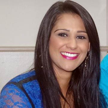 Nívia Lauar, presidente do Conselho das Mulheres Cristãs de Teófilo Otoni (foto: Facebook | Reprodução)
