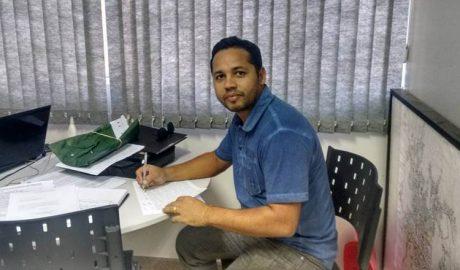 Cédrik Barbosa, avaliador oficial de imóveis do município de Teófilo Otoni (foto: Facebook | Reprodução)