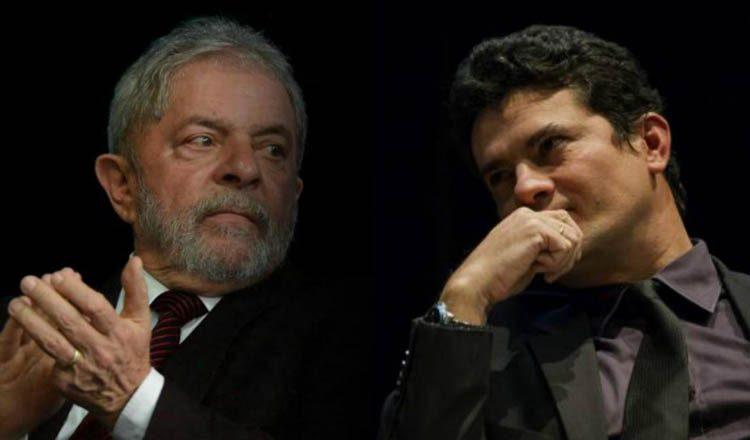 Lula está na mira de Sérgio Moro. Mas será que isso vai dar em alguma coisa? (foto: Revista Forum | Reprodução)