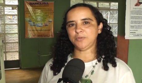 Maria Soares é uma das coordenadoras da APJ e do Banclisa (crédito: TV Imigrantes | Reprodução)