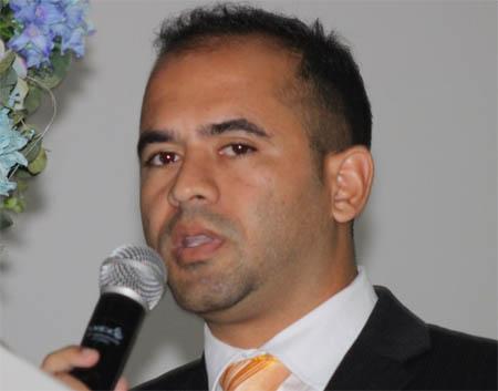 O presidente da APNM, Cabo Nathan Rodrigues foi reeleito para mais um mandato à frente da entidade (foto: Facebook | Reprodução)