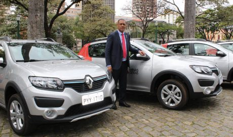 Dois veículos Sandeiro's também constam da relação dos veículos indicados por Neilando Pimenta (foto: Divulgação)