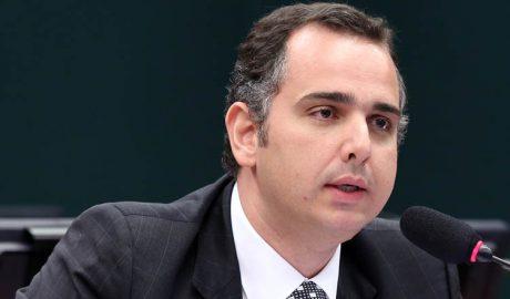 O deputado federal Rodrigo Pacheco (PMDB) costura um namoro com o PSDB no Estado (foto: SECOM Câmara)